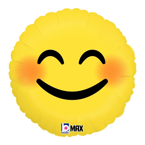 Globo Emoji Smiley