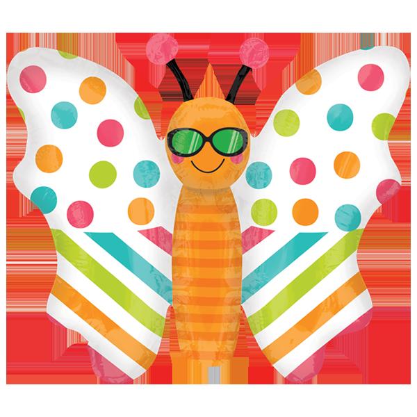 Globo Mariposa
