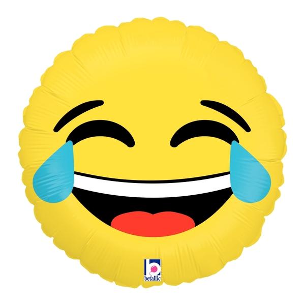 Globo Emoji Lol