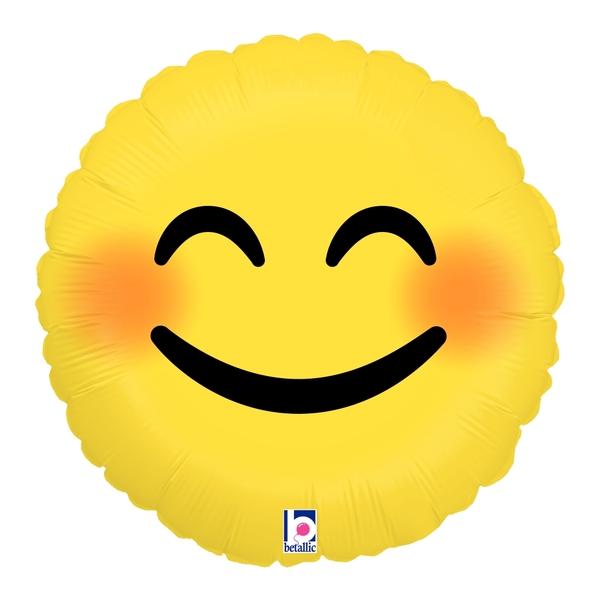 Globo Emoji Smiley