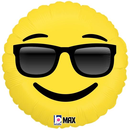 Globo Emoji Sunglasses