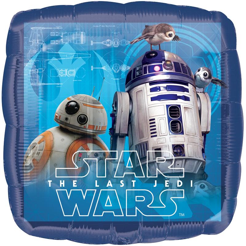Globo Star Wars The Last Jedi