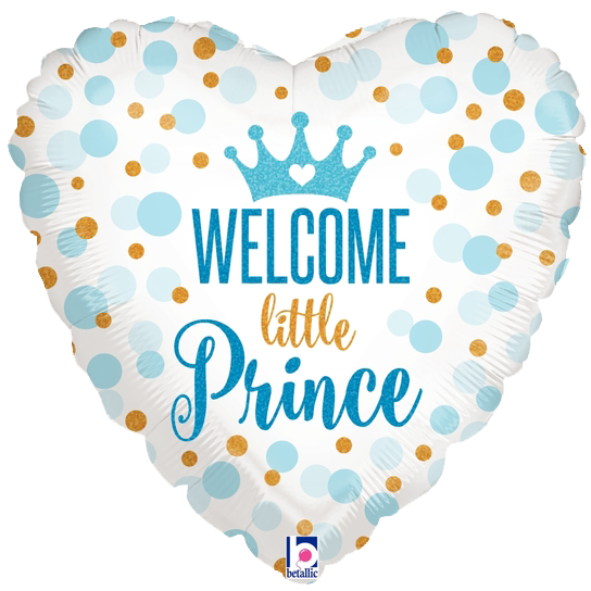 Globo Welcome Little Princes