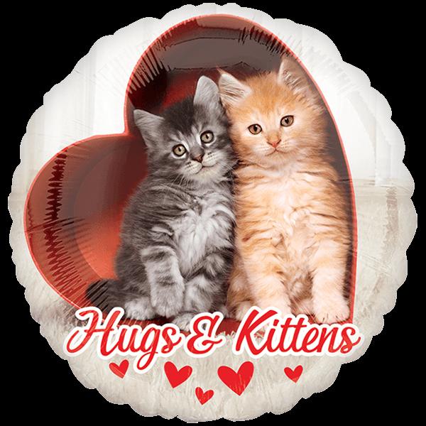 Globo Hugs & Kittens