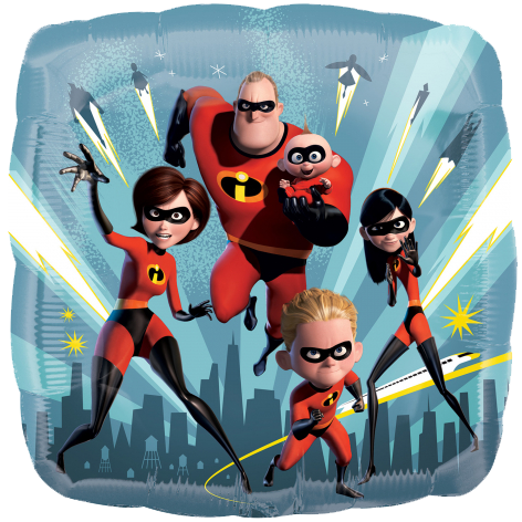 Globo Incredibles 2