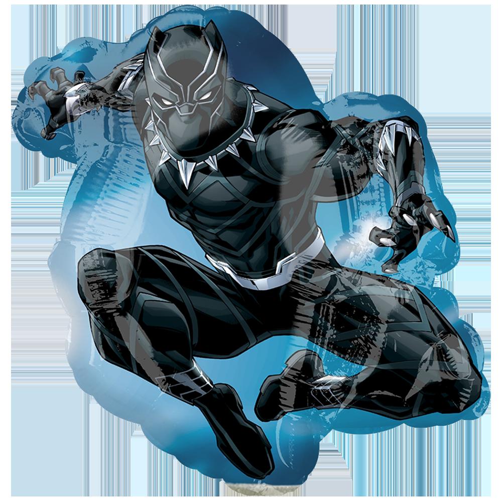 Globo Black Panther