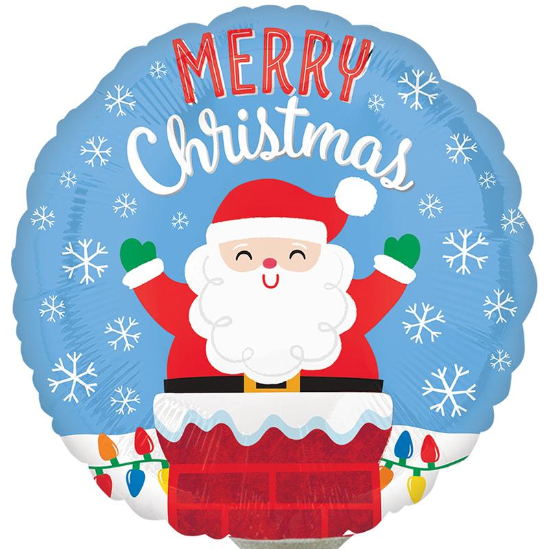 Globo Merry Christmas