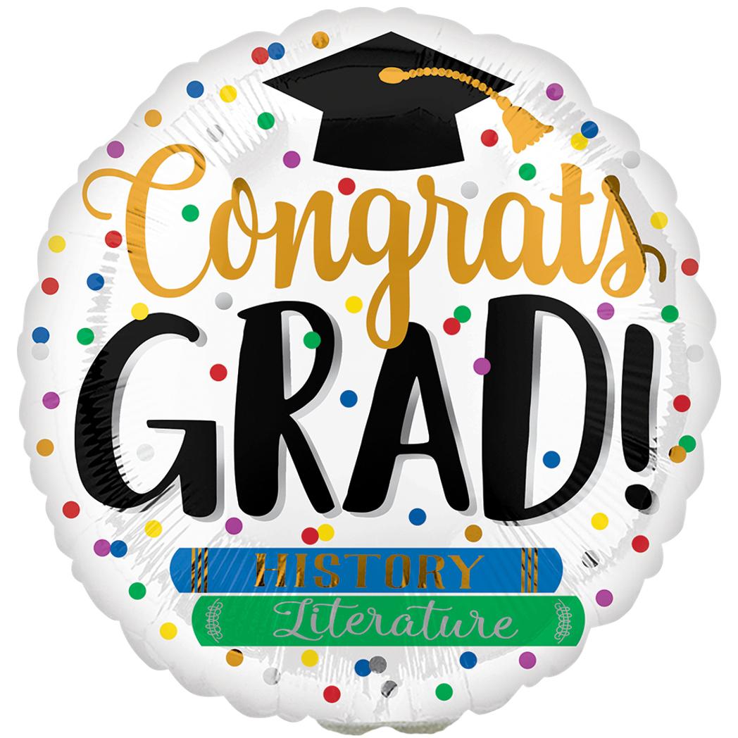 Globo Congrats Grad Books