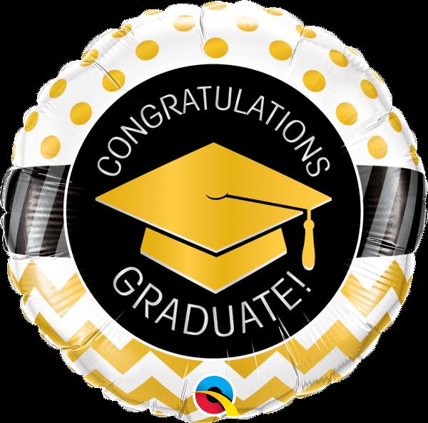 Globo Congratulations Graduate