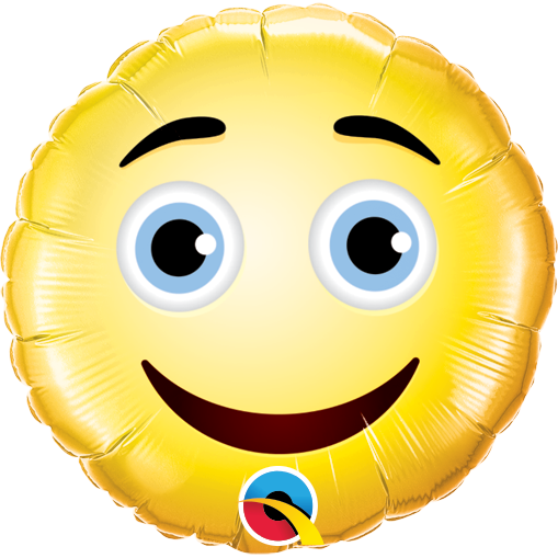Globo Smiley Face