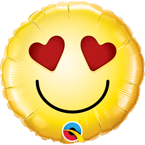Globo Smiley Love