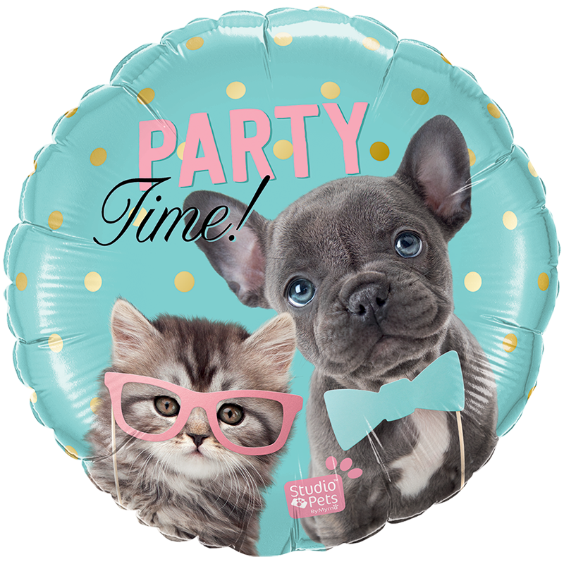 Globo Party Time Pets
