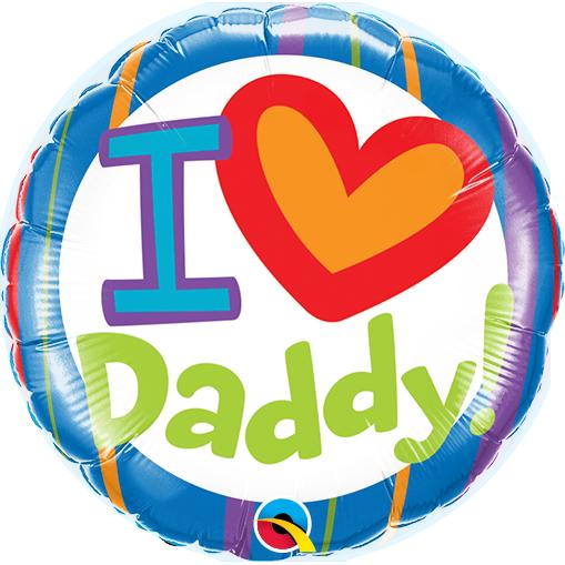 Globo I (heart) Daddy!