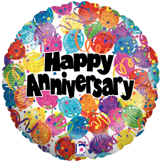 Globo Party Aniversario