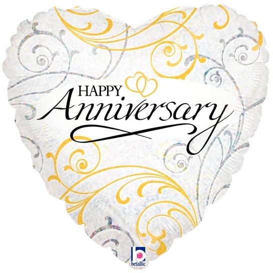 Globo Filigree Anniversary