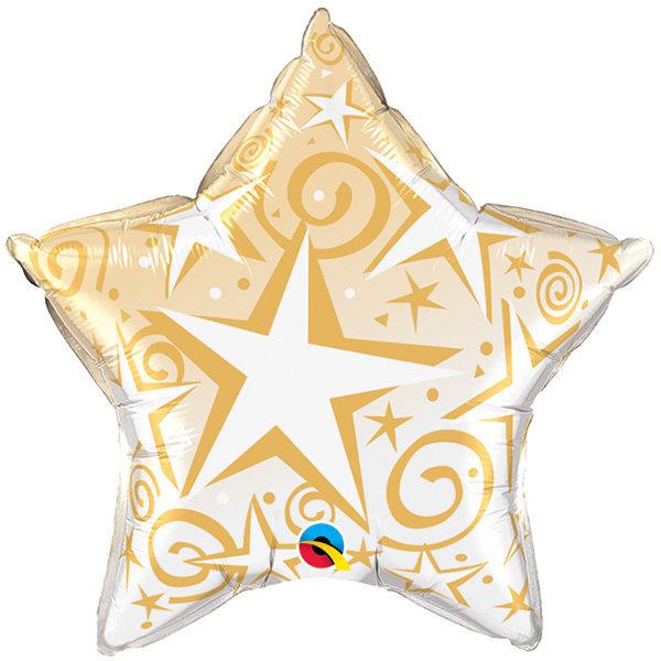 Globo Starblast Gold