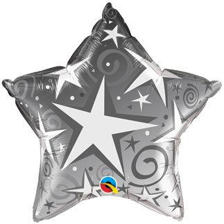 Globo Starblast Silver