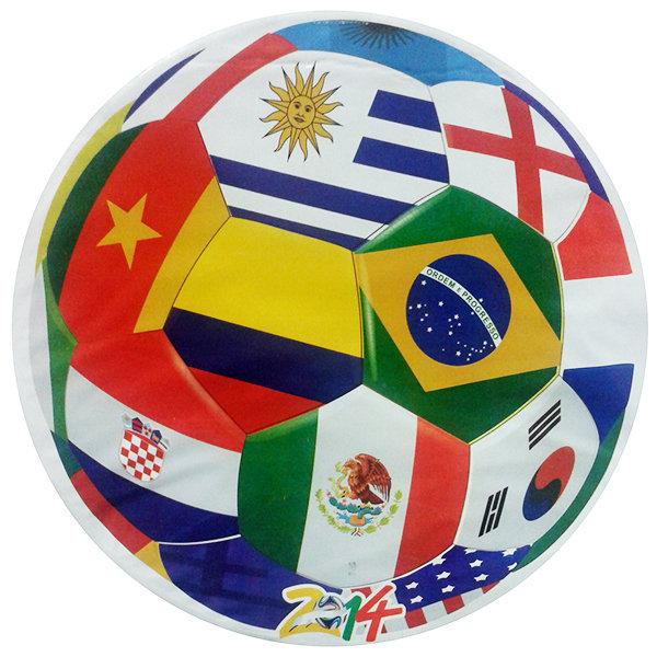 Globo Globos Tarjeta Mundial