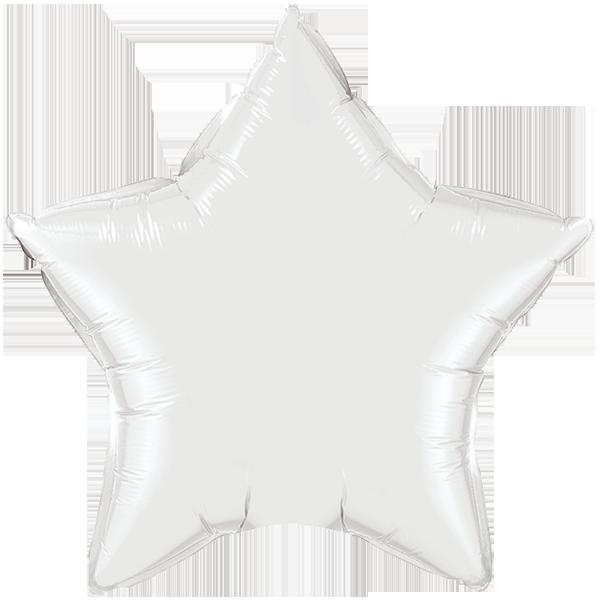 Globo Estrella Blanca