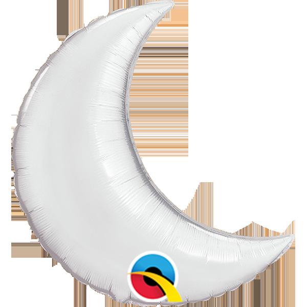 Globo Luna Silver