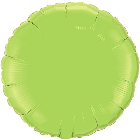 Globo Verde Limon