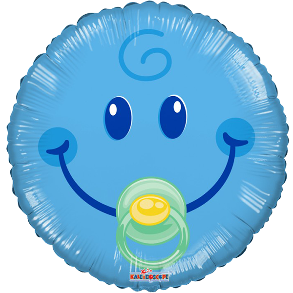 Globo Smiley Boy