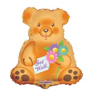 Globo Teddy Bear..