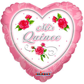 Globo Mis Quince