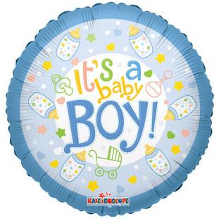 Globo Baby Bottle Boy