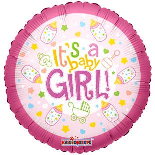 Globo Baby Girl No. 4