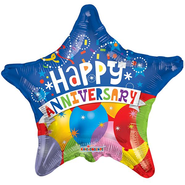 Globo Happy Anniversary