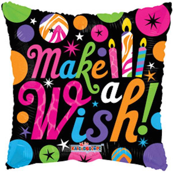 Globo Make A Wish