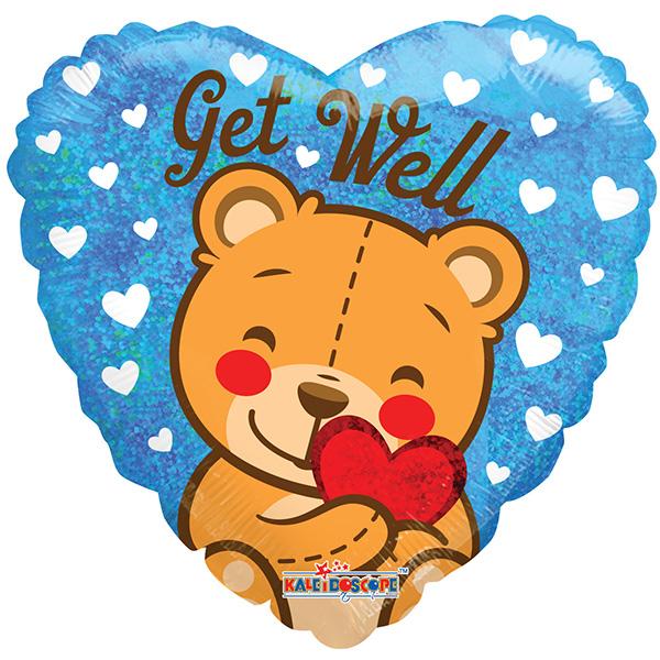 Globo Get Well Bear