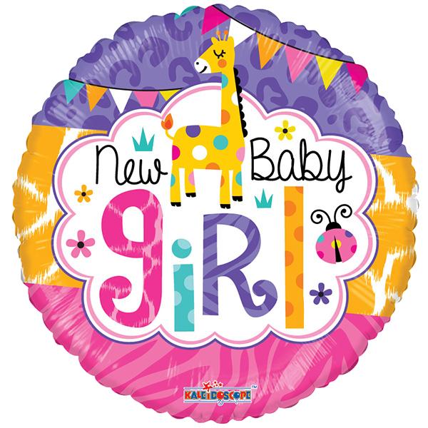 Globo New Baby Girl