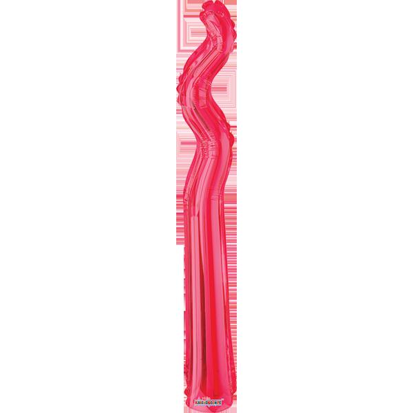 Globo Zig Zag Flamingo Kurlys