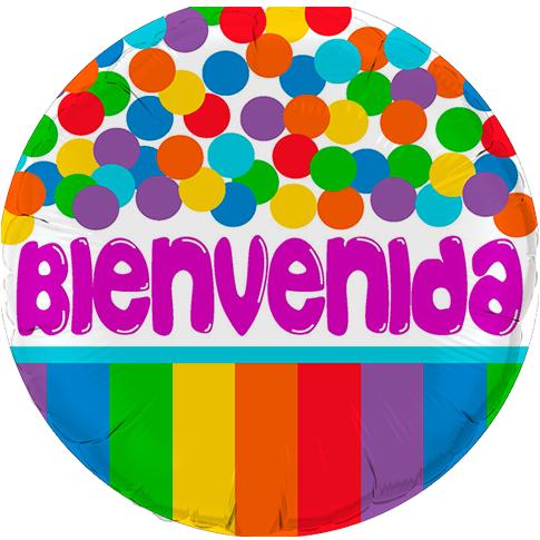 Globo Bienvenida