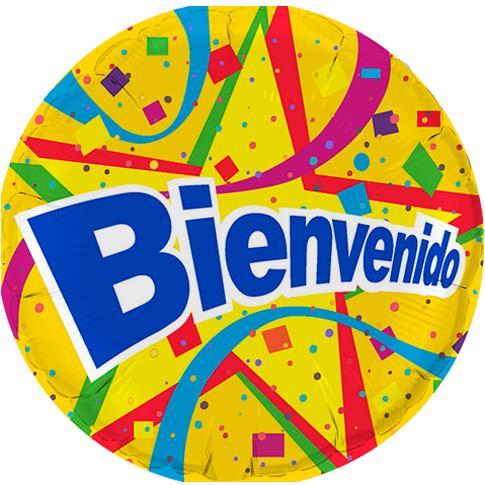 Globo Bienvenido