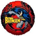 Globo Batman Red Line Felicidades