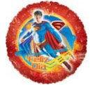 Globo Superman Feliz Dia