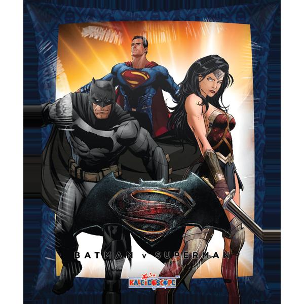 Globo Batman Vs Superman