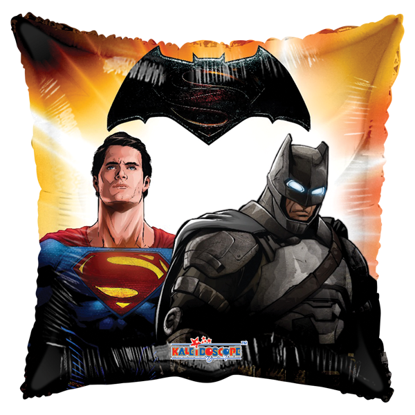 Globo Batman Y Superman