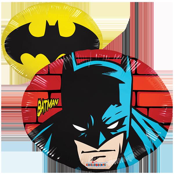 Globo Escudo De Batman