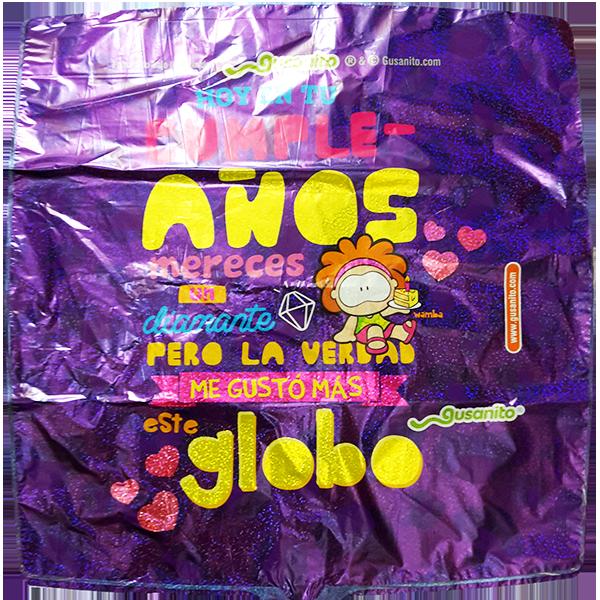 Globo Wamba CumpleaÑos