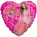 Globo Miss Xv Feliz Cumple