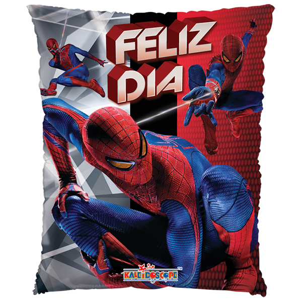 Globo Spiderman Siluetes
