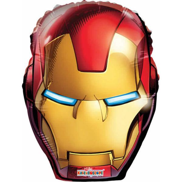 Globo Iron Man