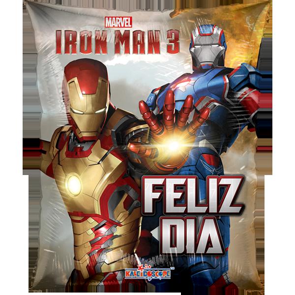 Globo Iron Man 3