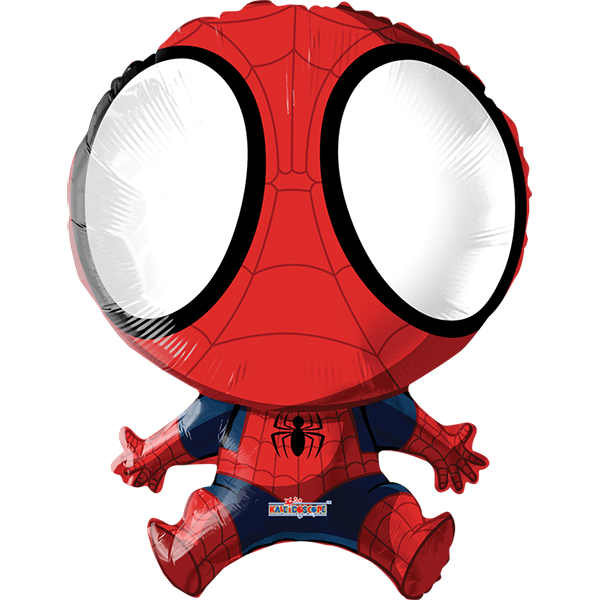 Globo Spiderman