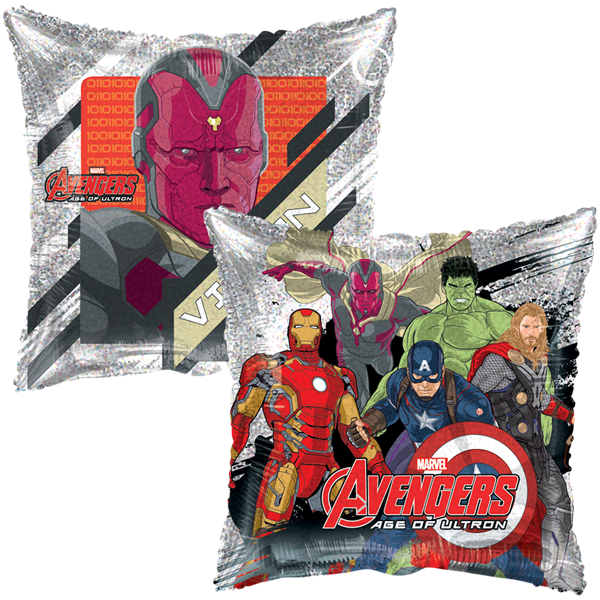Globo Avengers  Age Of Ultron