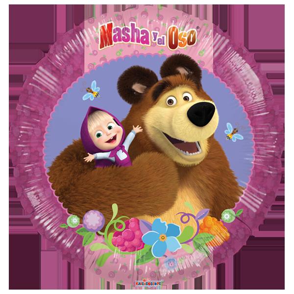 Globo Masha Y El Oso